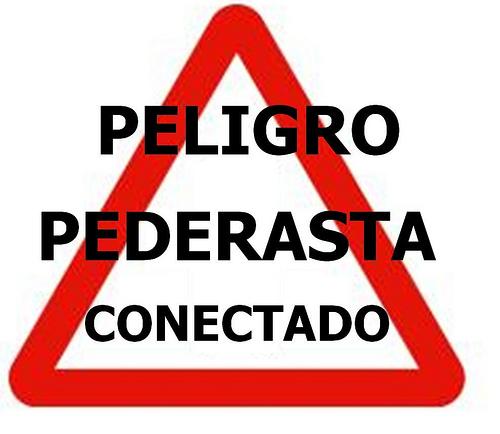 Peligro, Pederasta Condenado!!